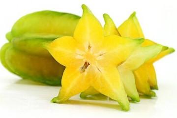 杨桃的功效与作用 杨桃的功效与作用吃法
